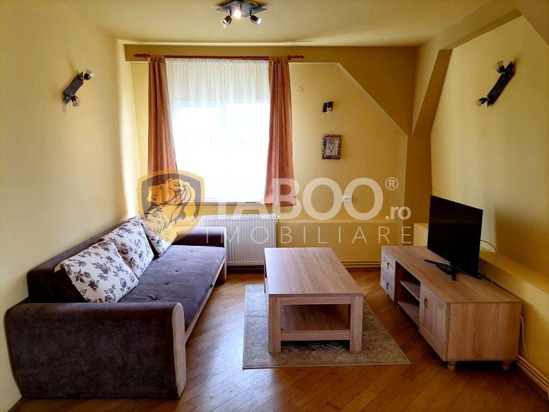 Apartament decomandat 3 camere 82 mp de vanzare in Sibiu COMISION 0% 1