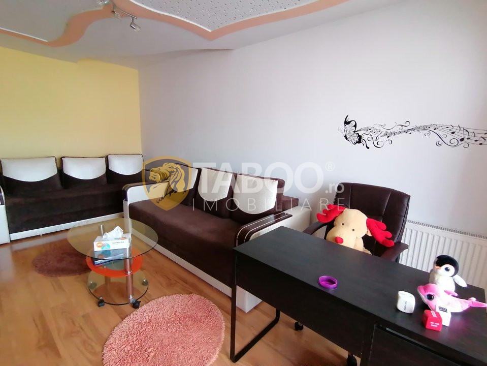 Apartament 3 camere de vanzare zona Valea Aurie Sibiu 1