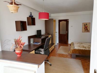 Garsoniera decomandata de vanzare zona Centrala in Sibiu COMISION 0%
