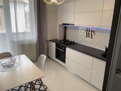 Apartament 2 camere decomandate Selimbar zona Pictor Brana