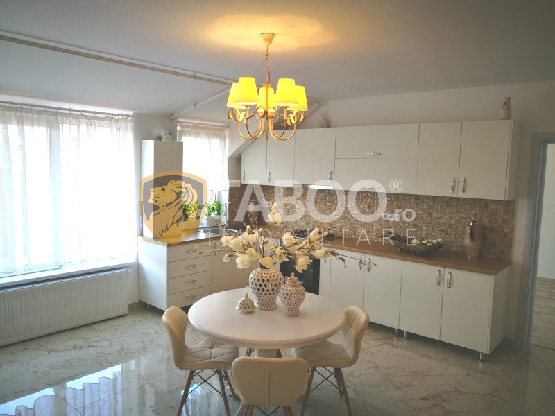 Apartament 3 camere finisat si intabulat 72 mp de vanzare Strand Sibiu 2