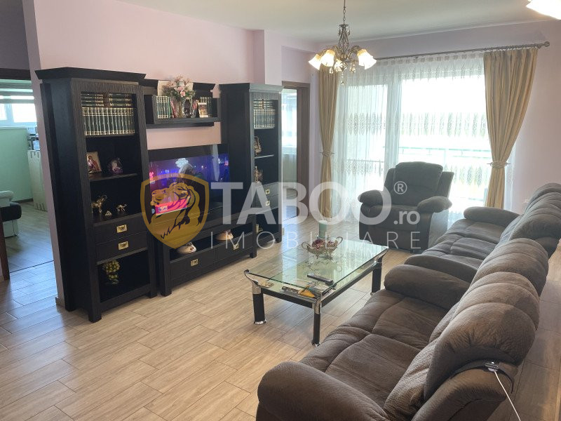 COMISION 0%  Apartament 3 camere decomandate Sibiu zona Selimbar 1
