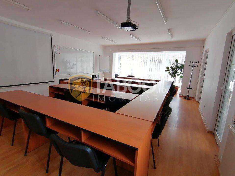 Spatiu pentru birou de inchiriat zona Sub Arini Sibiu 1