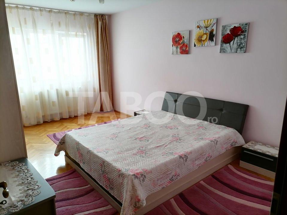 Apartament decomandat 2 camere 66 mp de inchiriat in Sibiu 1