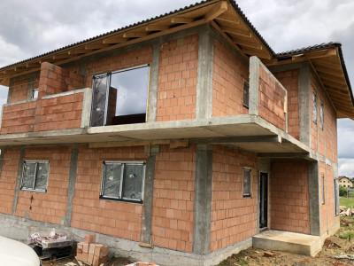 Duplex 5 camere de vanzare in Cisnadie Sibiu