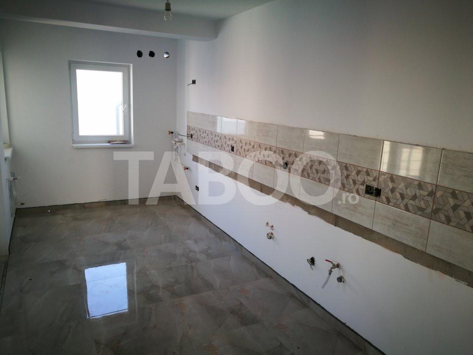 Apartament de vanzare in Selimbar 3 camere 77 mpu 1 balcon 1 dressing 1
