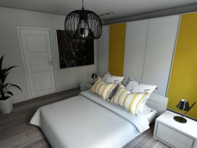 Apartament 3 camere de vanzare 67 mpu in zona de Vest a orasului Sibiu