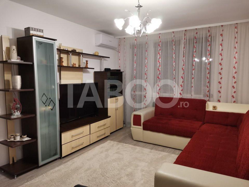 De vanzare apartament cu 2 camere in Sibiu zona Rahovei 1