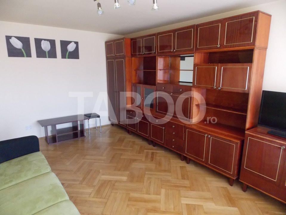Apartament de vanzare 4 camere 2 bai 2 balcoane in Sibiu zona Strand 1