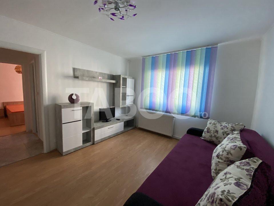 Apartament 2 camere si dressing recent renovat Sibiu zona Vasile Milea 1