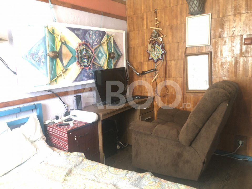 Apartament cu 3 camere decomandate de vanzare Sibiu zona Vasile Aaron 3