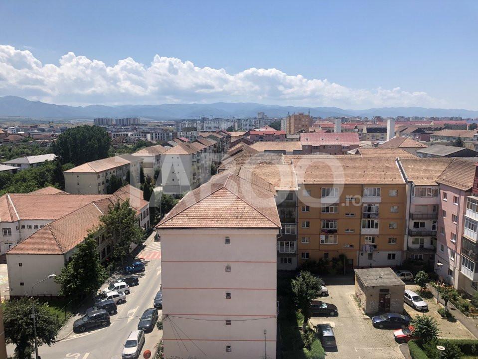 Apartament cu 3 camere decomandate de vanzare Sibiu zona Vasile Aaron 8