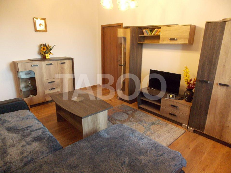 Apartament 2 camere si parcare de inchiriat Sibiu D.Stanca COMISION 0% 1
