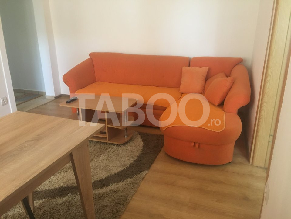 Inchiriere apartament cu 2 camere zona Calea Cisnadiei Sibiu 1