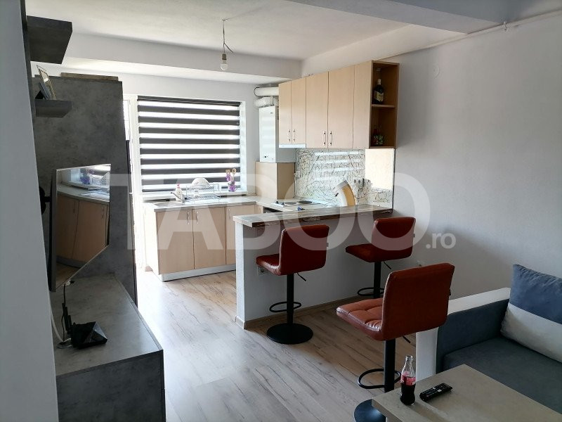 Apartament decomandat 52 mp de vanzare in Sibiu zona Arhitectilor 2