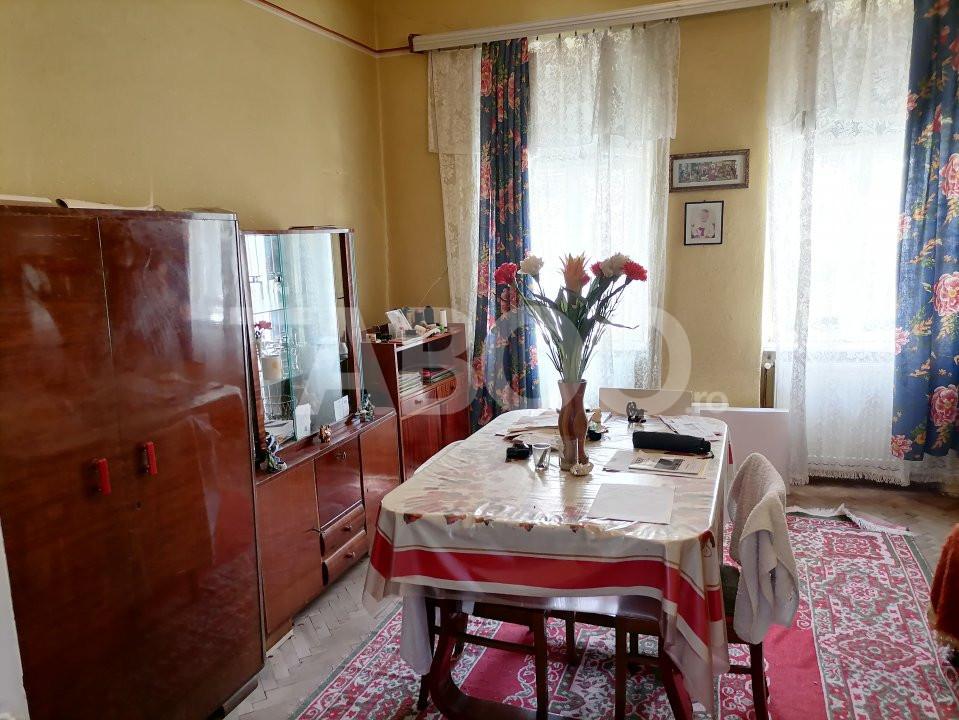 Apartament la casa de vanzare 88 mp curte in Sibiu zona Lazaret 1