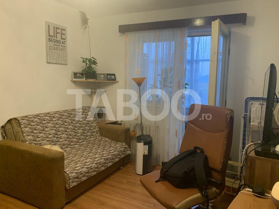 De vanzare apartament 2 camere Sibiu zona Rahovei 1