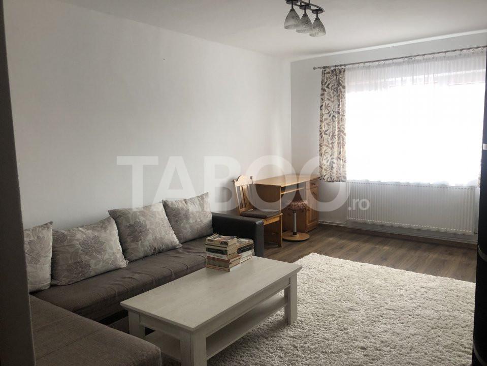 Apartament 2 camere decomandate de inchiriat zona Strand Sibiu 1