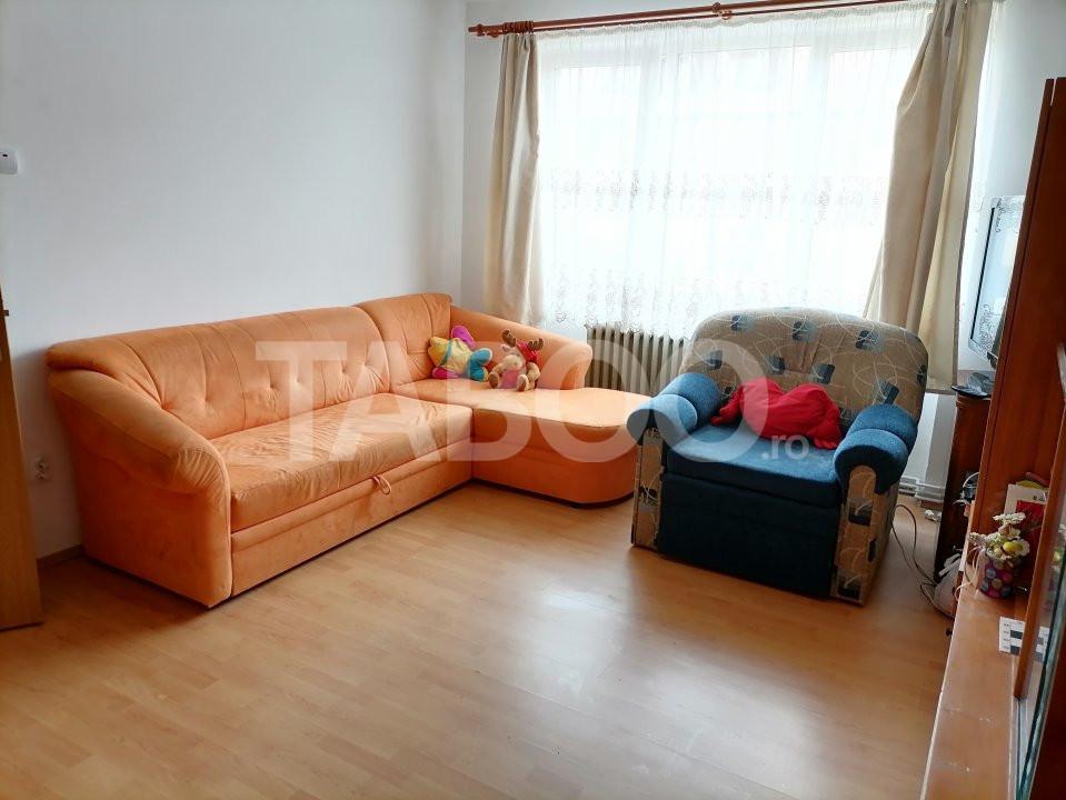 Apartament 2 camere de vanzare in Sibiu zona Mihai Viteazul 1