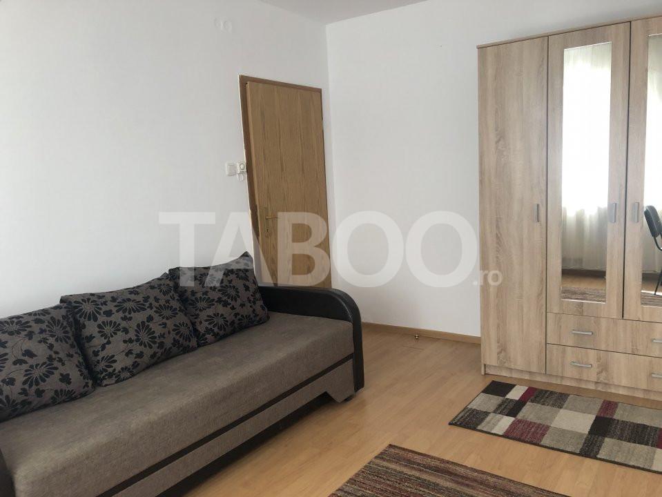 Apartament 2 camere mobilat si utilat de vanzare Sibiu Mihai Viteazul  1