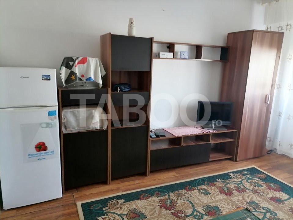 Garsoniera de vanzare 22 mp utili etaj 2 in Sibiu zona Lazaret 1