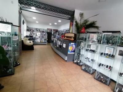 Spatiu comercial de inchiriat 150 mp utili zona Orasul de Jos Sibiu