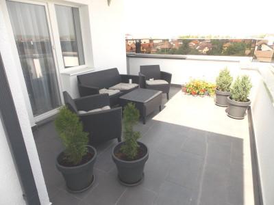 Penthouse de inchiriat in Sibiu zona Piata Cluj finisaje de lux