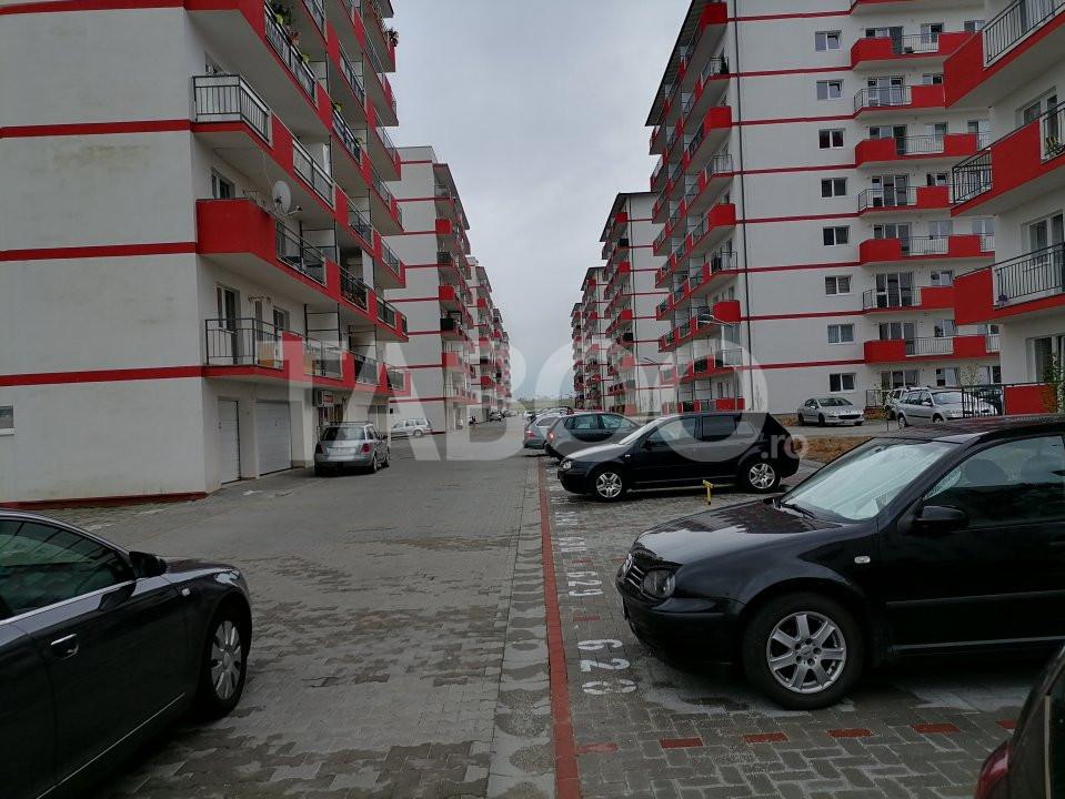 Apartament de vanzare 2 camere etaj 2 in Sibiu zona Calea Surii Mici 1