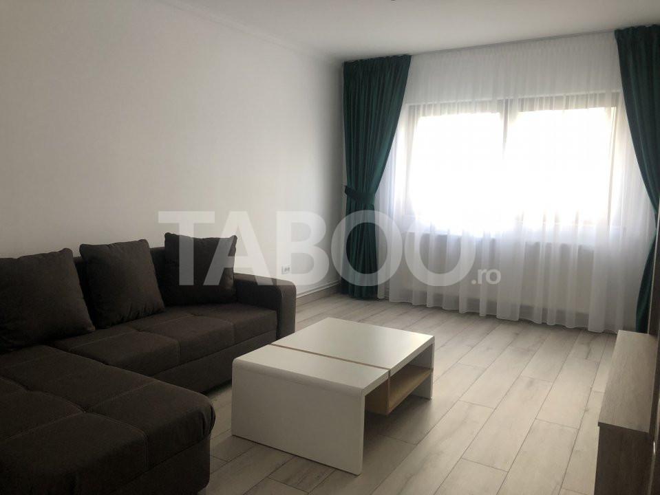 Apartament 2 camere mobilate de inchiriat in Sibiu zona Centrala  1