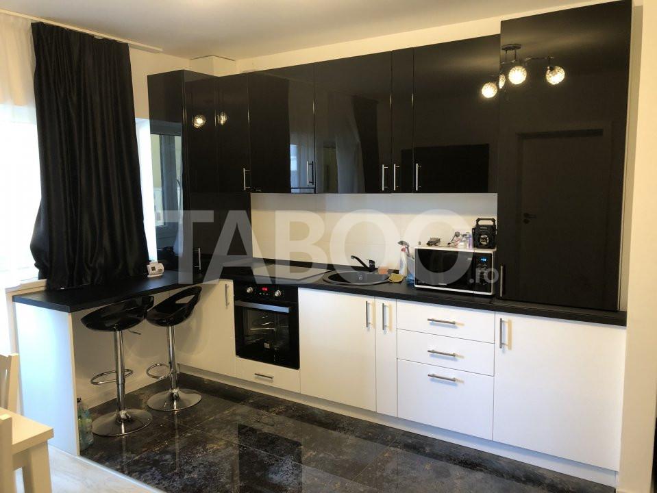 De vanzare apartament 2 camere mobilat utilat zona Arhitectilor Sibiu 1