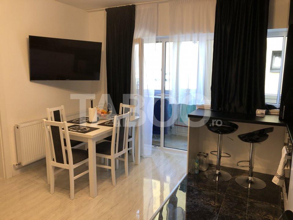 De vanzare apartament 2 camere mobilat utilat zona Arhitectilor Sibiu 2