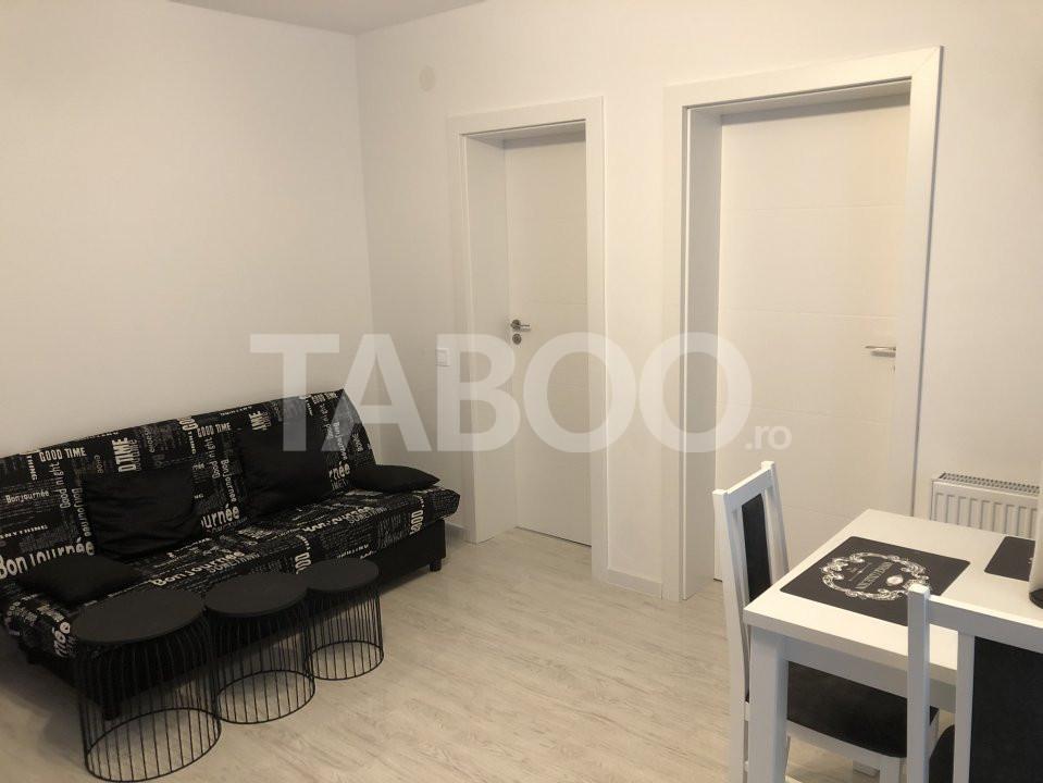 De vanzare apartament 2 camere mobilat utilat zona Arhitectilor Sibiu 3