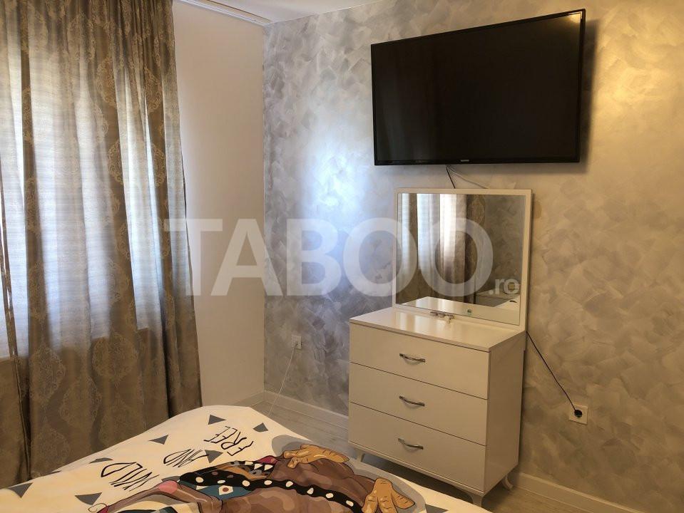 De vanzare apartament 2 camere mobilat utilat zona Arhitectilor Sibiu 6