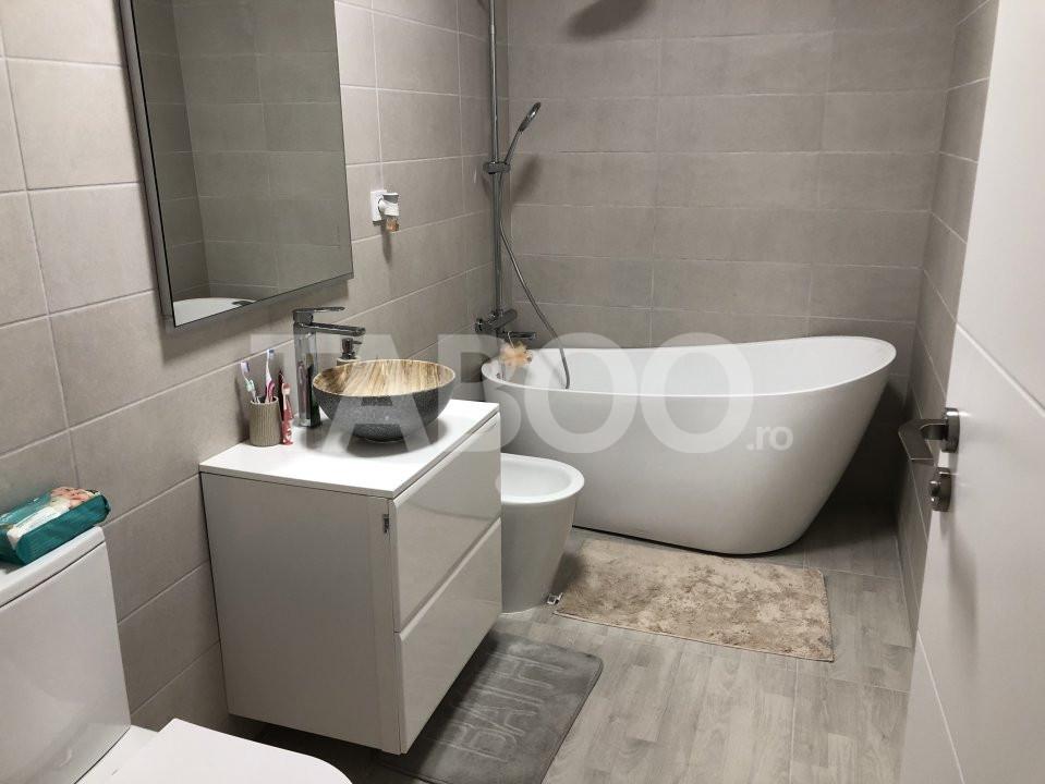 De vanzare apartament 2 camere mobilat utilat zona Arhitectilor Sibiu 7