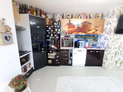 Apartament 4 camere 2 bai si o garsoniera de vanzare Turnisor Sibiu