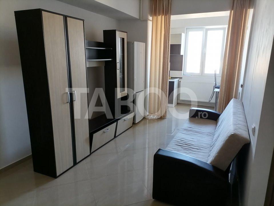 Apartament de vanzare 2 camere 43 mp in Sibiu zona Rahovei 2