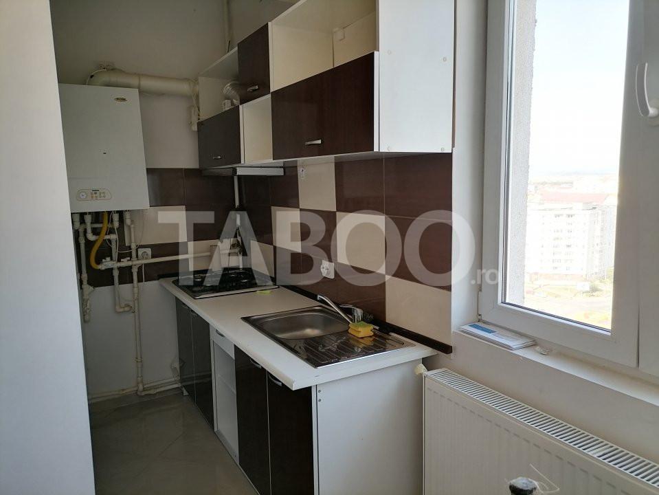 Apartament de vanzare 2 camere 43 mp in Sibiu zona Rahovei 5