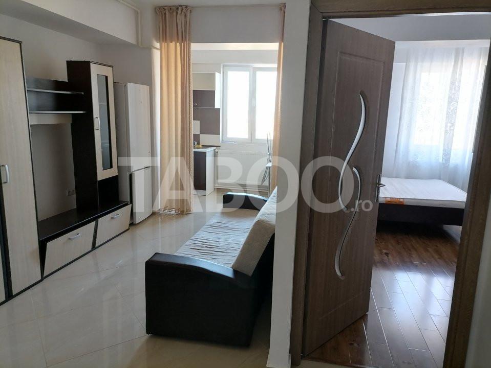 Apartament de vanzare 2 camere 43 mp in Sibiu zona Rahovei 6
