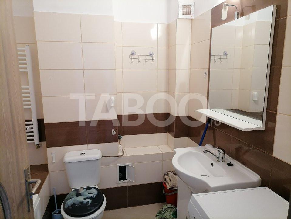 Apartament de vanzare 2 camere 43 mp in Sibiu zona Rahovei 7