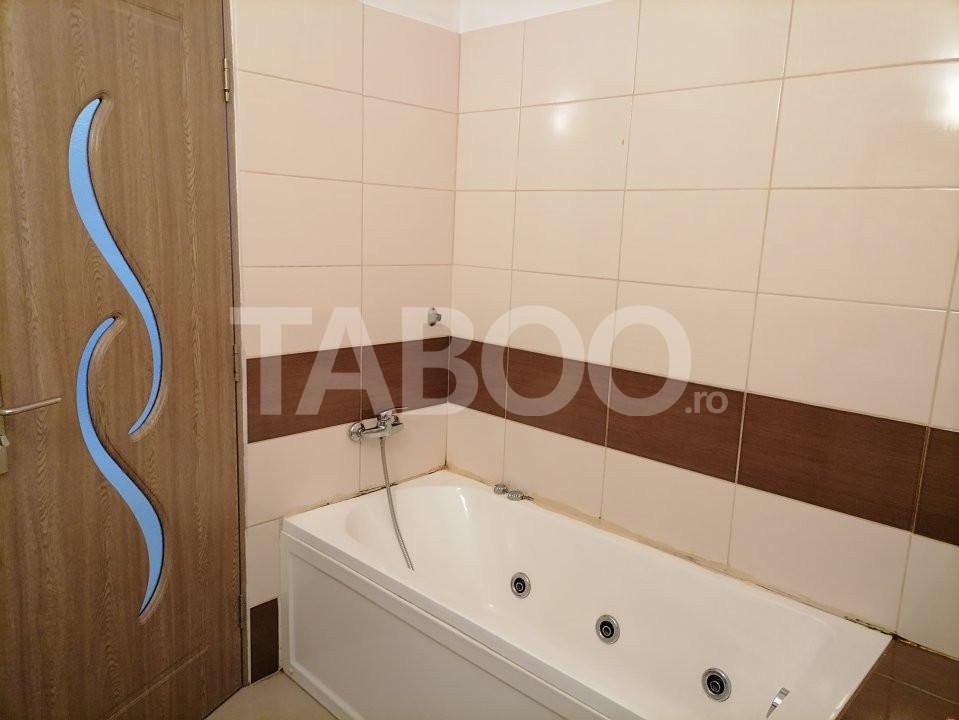 Apartament de vanzare 2 camere 43 mp in Sibiu zona Rahovei 8