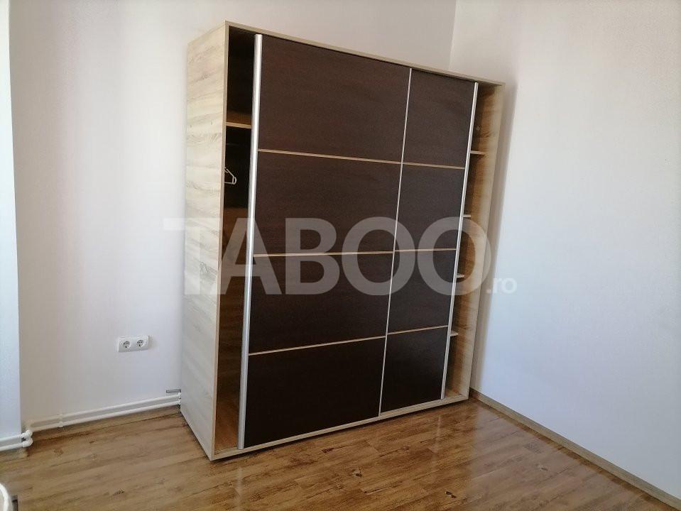 Apartament de vanzare 2 camere 43 mp in Sibiu zona Rahovei 10
