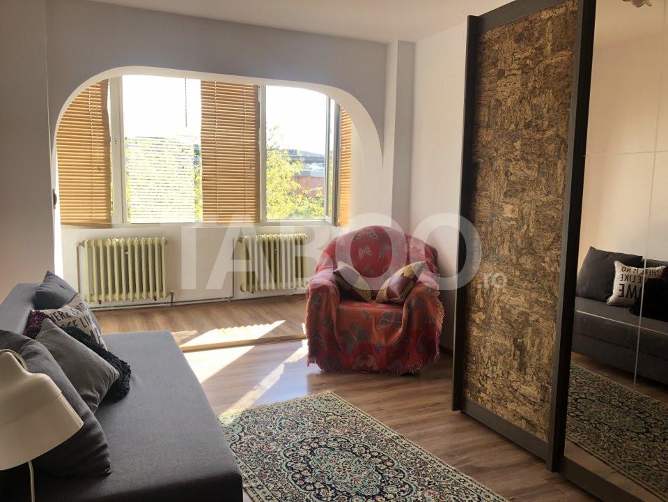 Apartament 2 camere decomandate de inchiriat in Sibiu zona Centrala 1