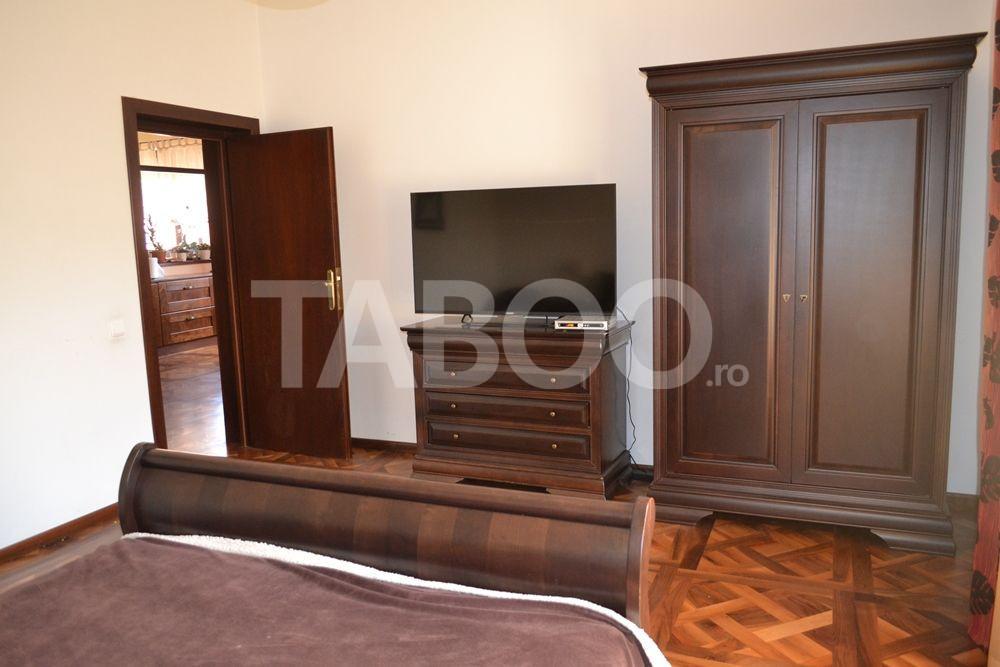 Casa mobilata utilata acum de inchiriere in Sibiu zona Trei Stejari 12