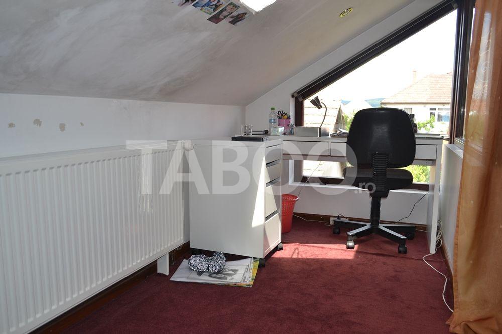 Casa mobilata utilata acum de inchiriere in Sibiu zona Trei Stejari 28