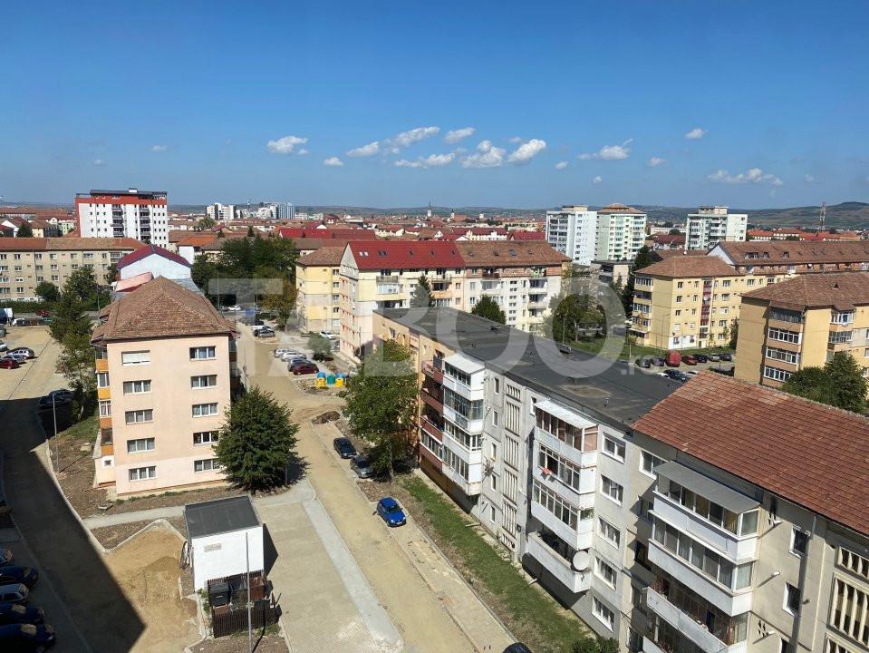 Apartament de vanzare cu 2 camere in Sibiu zona Mihai Viteazu 1