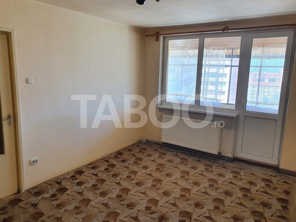 Apartament de vanzare cu 2 camere in Sibiu zona Mihai Viteazu 3