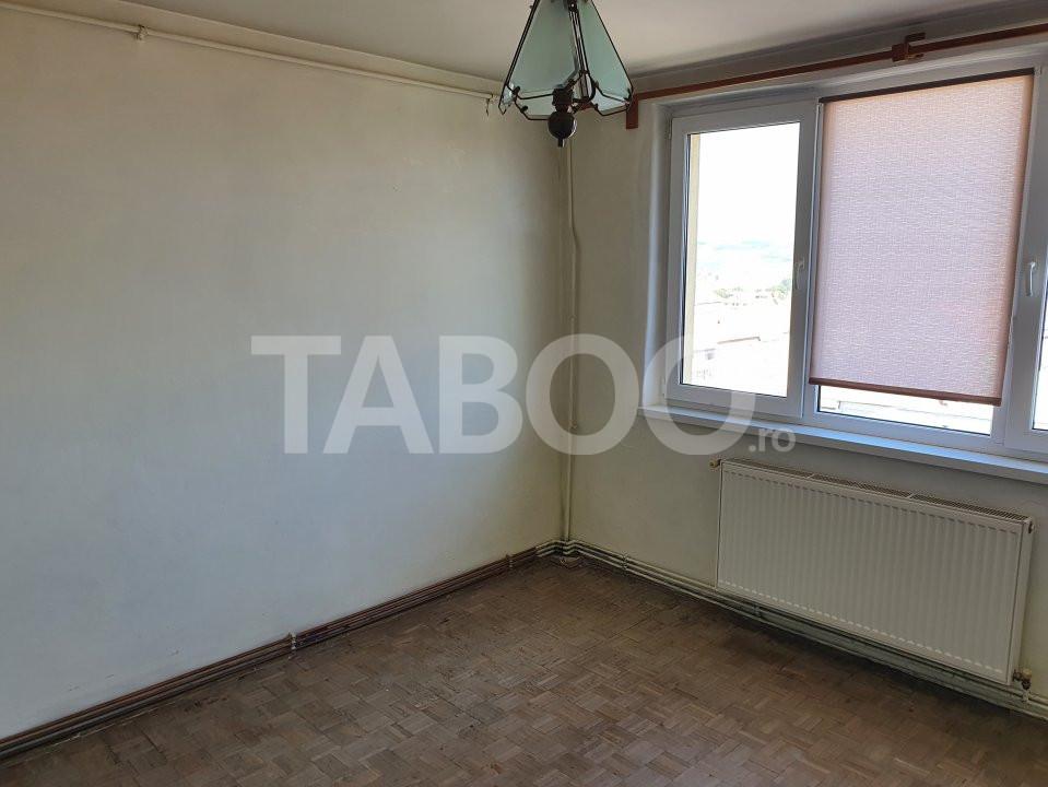 Apartament de vanzare cu 2 camere in Sibiu zona Mihai Viteazu 5