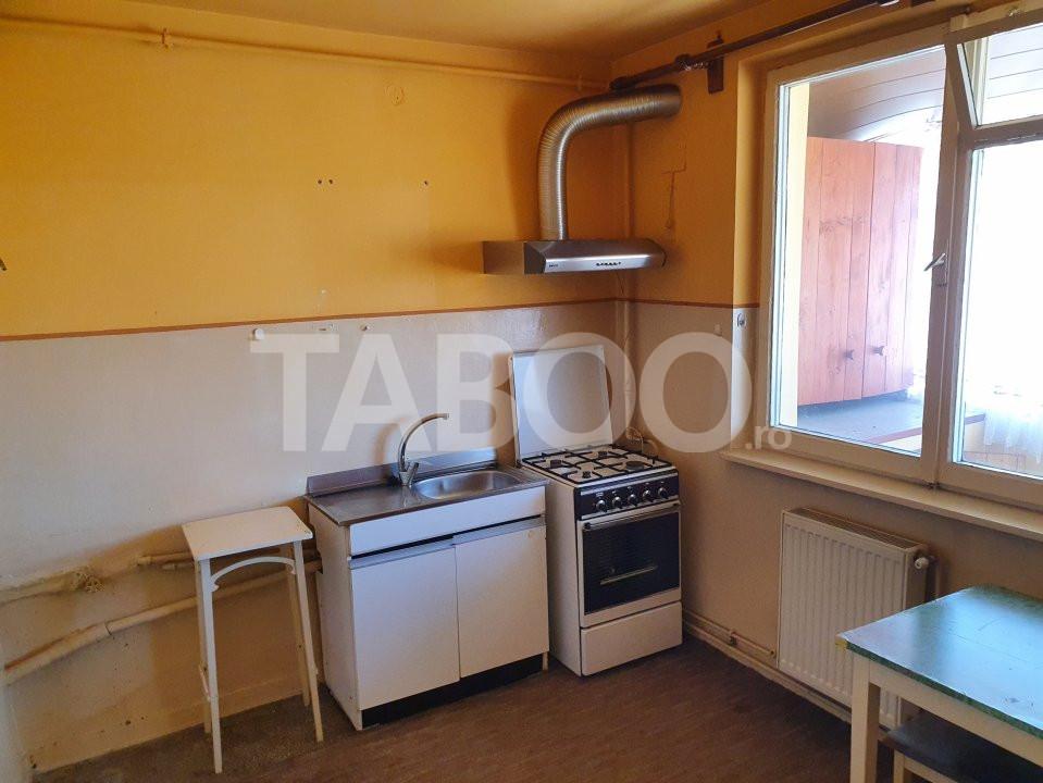 Apartament de vanzare cu 2 camere in Sibiu zona Mihai Viteazu 7