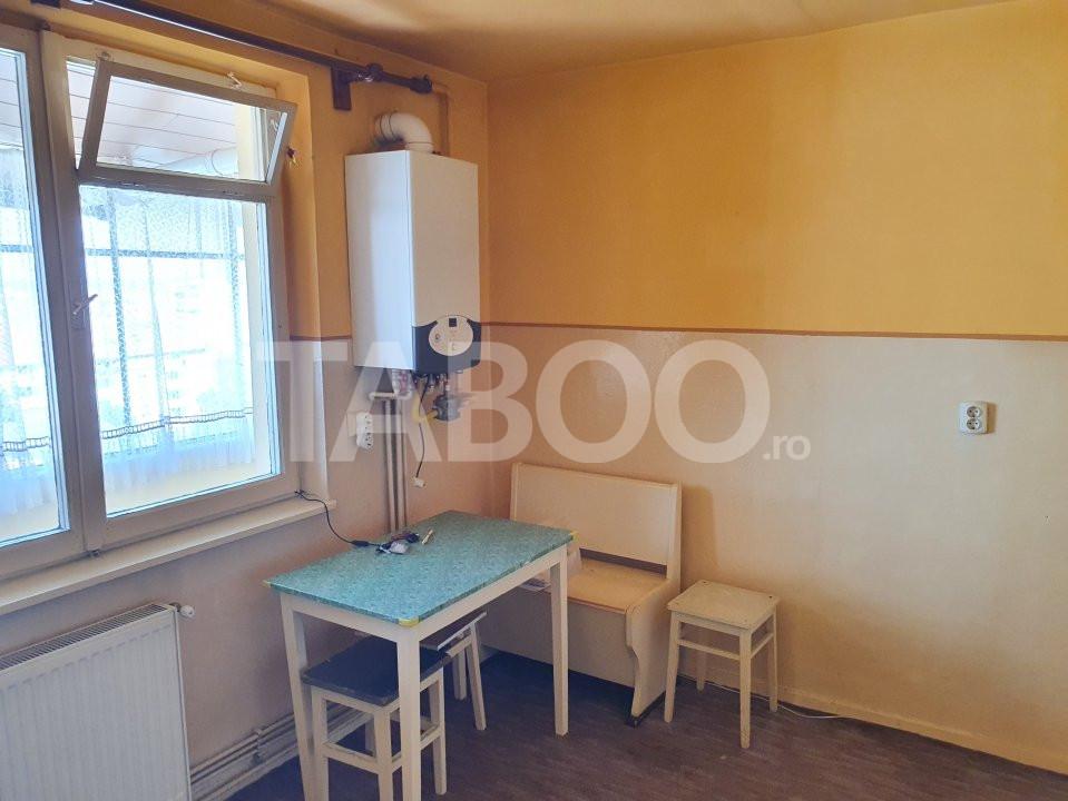 Apartament de vanzare cu 2 camere in Sibiu zona Mihai Viteazu 8