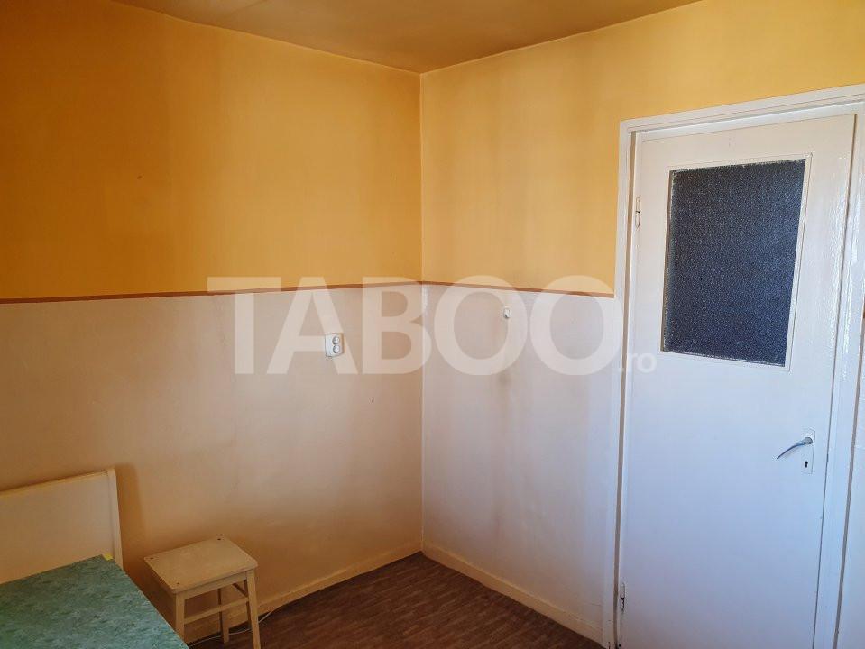 Apartament de vanzare cu 2 camere in Sibiu zona Mihai Viteazu 9